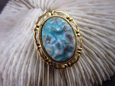 Vintage Brooch Unusual Pin by TexasSkye on Etsy, $9.95
