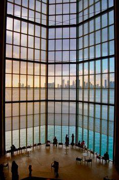 Museum of Islamic Art, Doha, Qatar by Saif Alnuweiri
