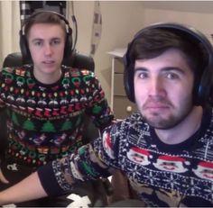 Random christmas games with minizerk xD