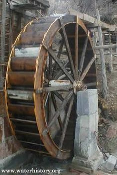 images of water wheels - Google Search