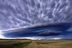 Montana Supercell by Antony Spencer ~ All rights reserved by photographer.