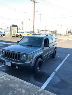 Pt Cruiser, Jeep Patriot, Jeeps, 4x4, Camping, Goals, Awesome, Vehicles, Pickup Trucks