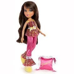 Bratz Pyjama Party Doll - Yasmin: Amazon.co.uk: Toys  Games