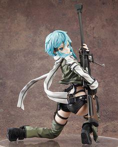 Sinon GGO 1/6th Scale Figure | Sword Art Online [Pre-order]