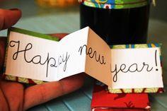 minibooks ... happy new year!