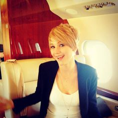 Jennifer Lawrence's New Pixie Cut: A Discussion