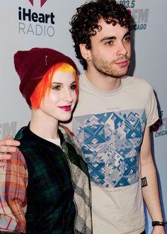 IheartRadio - Hayley and Taylor