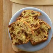 Cake salé au jambon de Parme et figues - une recette Cake - Cuisine