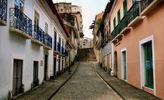 São Luís, Maranhão, Brasil - centro histórico