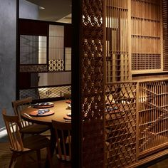Japanese Restaurant Interior, Japanese Interior Design, Restaurant Interior Design, Chinese Restaurant, Restaurant Concept, Cafe Restaurant, Bamboo Bar, Spa Interior, Home Decor Ideas