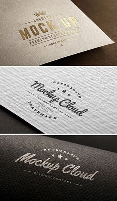 80+ Free Logo PSD Mock-up Templates