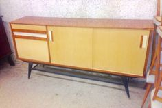 Bahut pas cher on pinterest bahut meuble buffet and matte black - Enfilade scandinave pas cher ...