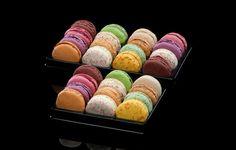 #Macarons : Fabrice Gillotte macaroons - France #marielyslorthios - #photographe #culinaire N'hésitez pas à « liker »