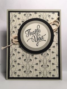 Inspired Stamping by Janey Backer: Platter of Purses, Timeless Elegance, Stampin' Up!