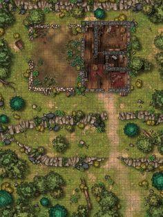 Fantasy Rpg Games, Fantasy City Map, Fantasy Village, Fantasy Places, Dungeons And Dragons Homebrew, D&d Dungeons And Dragons, Dnd World Map, Pathfinder Maps, Rpg Map