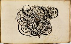 'Kalligraphische Schriftvorlagen' (calligraphic font styles) was produced in the 1620s in Germany by the scribe, Johann Hering.