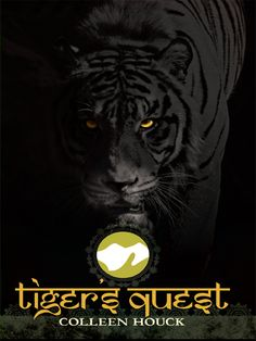 Tiger's Quest Self-Published Cover