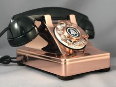 Old timey telephone