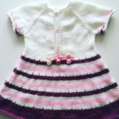En Muhteşem Bebek Elbise Örgü Modelleri Short Sleeve Dresses, Dresses With Sleeves, The Dress, Peplum, Couture, Blog, Diy, Fashion, Fabric Samples