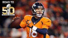 Road to Super Bowl 50: Broncos