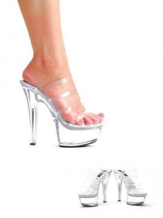 36961a3cb29 48 Best Clear Shoes images in 2015 | Clear shoes, Dance shoes ...