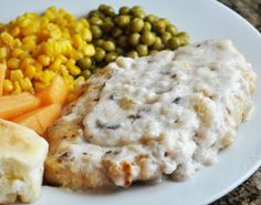 Buttermilk Fried Chicken with Cheesy Polenta Waffles | Buttermilk ...
