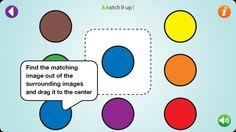 A free iTunes app to build visual discrimination skills.