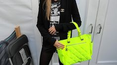 chanel neon! seriously!