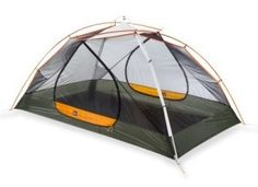 REI Quarterdome T2.  We've had this for over a year now and love it.