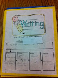 writers workshop folders!