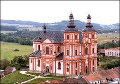 Česko, Přeštice - Barokní chrám