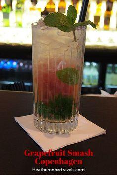 Read how to make New Nordic Cocktails in Copenhagen