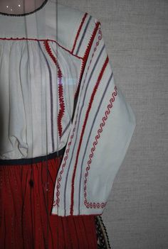 Romania, Anthropologie, Costumes, Popular, Tops, Women, Fashion, Moda