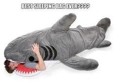 The best sleeping bag ever!