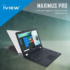Iview Maximus Laptop With 11 6 Quot Touchscreen And Windows 10