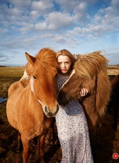 Flair Magazine #14 | Meghan Collison & Esmeralda Seay-Reynolds by Ryan McGinley [Editorial]
