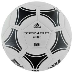 adidas Tango Glider soccer ball - a modern take on a true classic.