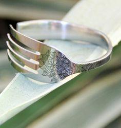 #bracelet #fork #fashion