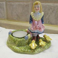 1 postava dívka s kuřat Villeroy & Boch OVP kolekce panenské A