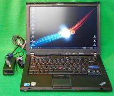 IBM Lenovo Notebook ThinkPad T400 Core2Duo 2,26GHz Bluetooth WLAN WWAN/UMTS Win7