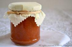 Marmellata di fichi e zenzero Bimby #ricettebimbynet