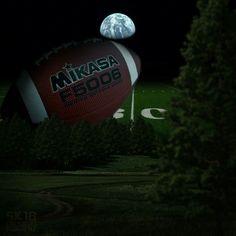 Football #sk18design #photoshop