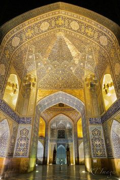 Chahār Bāgh school (Madreseye Chahār Bāgh in Persian or مدرسه چهار باغ ), also known as Shah school, is a 17-18th century cultural complex in Isfahan, Iran. The compound was built during Soltan Hossein, a Safavid king, to serve as a theological and clerical school ... In order to finance the school, Soltan Hossein's mother had a large caravansary built nearby, the income of which went to the foundation.