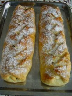 Puff Pastry Dough, Corned Beef Recipes, Torte Cake, Sweet Cookies, Hungarian Recipes, Snacks, Sweet And Salty, Creative Food, Relleno