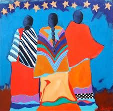 Contemporary First Nations Artist Native American Paintings, Native American Photos, Native American Artists, American Indian Art, Modern Indian Art, Indian Folk Art, Modern Art, Navajo Art, Aboriginal Painting