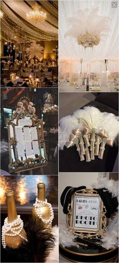 30 Great Gatsby Vintage Wedding Ideas for 2018 Trends 2019 Great Gatsby Themed Vintage Wedding Ideas The post 30 Great Gatsby Vintage Wedding Ideas for 2018 Trends 2019 appeared first on Vintage ideas. Great Gatsby Themed Party, Great Gatsby Wedding, 1920s Wedding, Art Deco Wedding, Themed Parties, Vintage Hollywood Wedding, Fall Wedding, Rustic Wedding, Art Deco Party