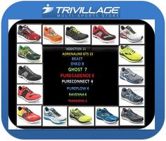 Brooks 2015 Running Shoes from Trivillage.com
