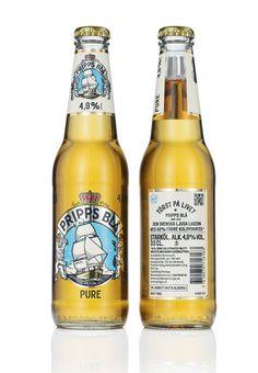Pripps Blå - Pure (Swedish beer)