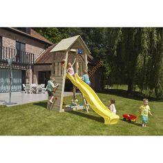 Blue Rabbit 2.0 - Belvedere - 150 cm platform magassággal - Blue rabbit 2.0 - Komplett játszóterek - Megawood webshop - telített kerti fa áruház