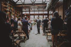 Elegant Brooklyn Winery Wedding
